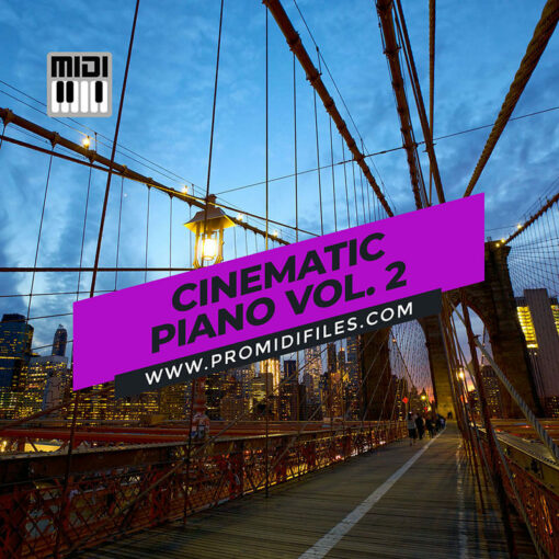 Cinematic Piano Vol. 2